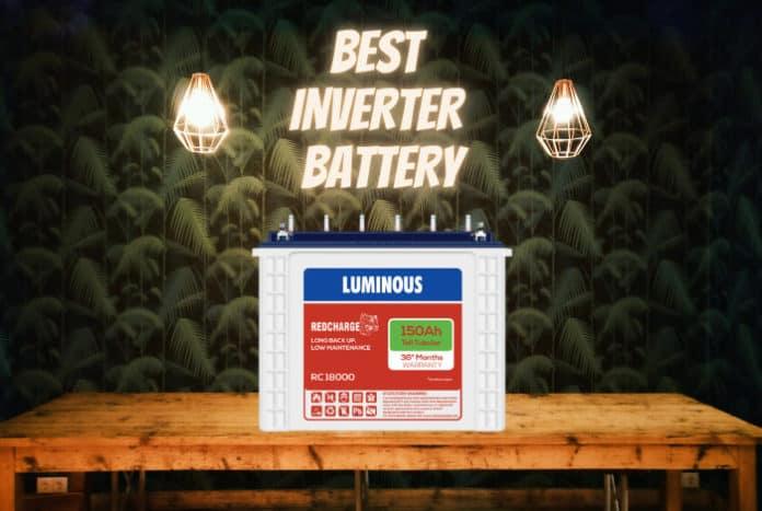 best-inverter-battery